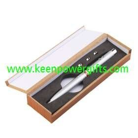Free Shipping ,2pcs/lot  Laser Pointer with Wooden Box