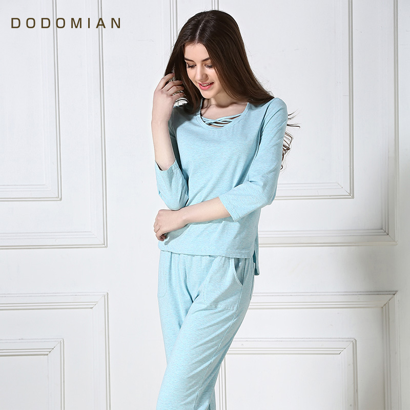 Online Buy Wholesale modal fabric pajamas from China modal ...