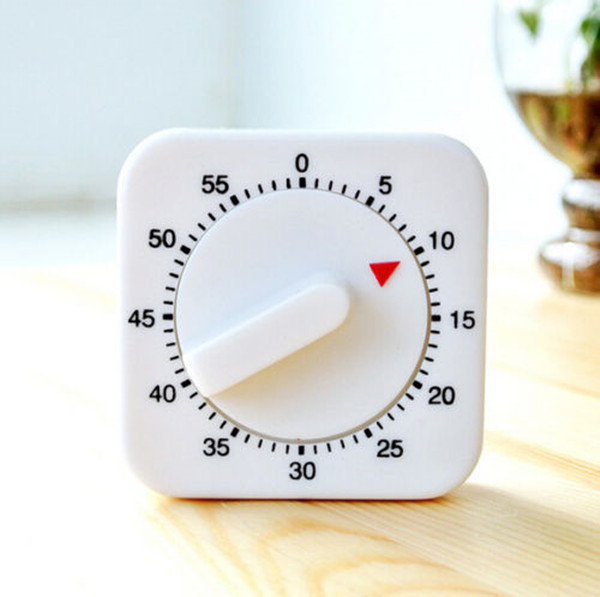 New 60 Minute Mechanical Down Counter Sound Alarm Cooking Kitchen Timer Tool(China (Mainland))