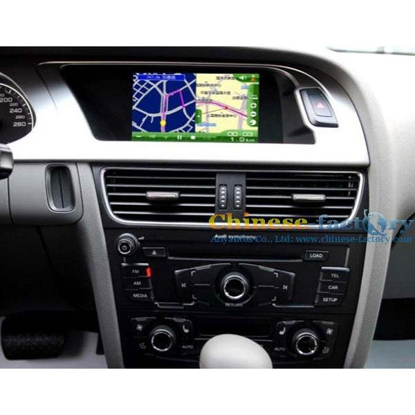 special dvd gps bluetooth tv radio parking sensor camera for audi audi a4 a5 q5. Black Bedroom Furniture Sets. Home Design Ideas