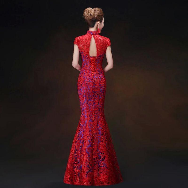 Oriental Style Evening Dresses 104