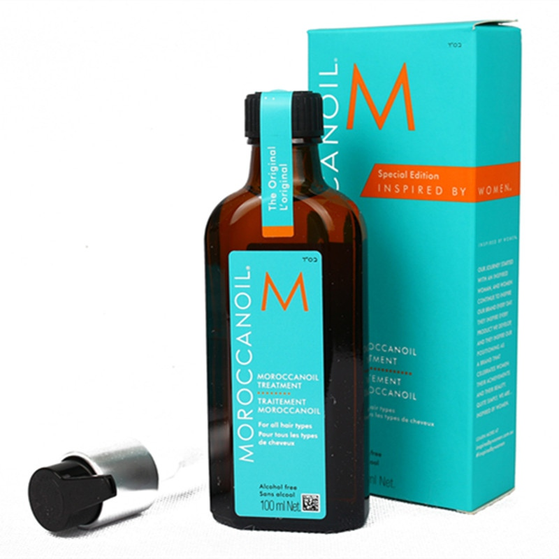 Moroccan Oil - Oil Treatment For All Hair Types (100ml), Free shipping<br><br>Aliexpress