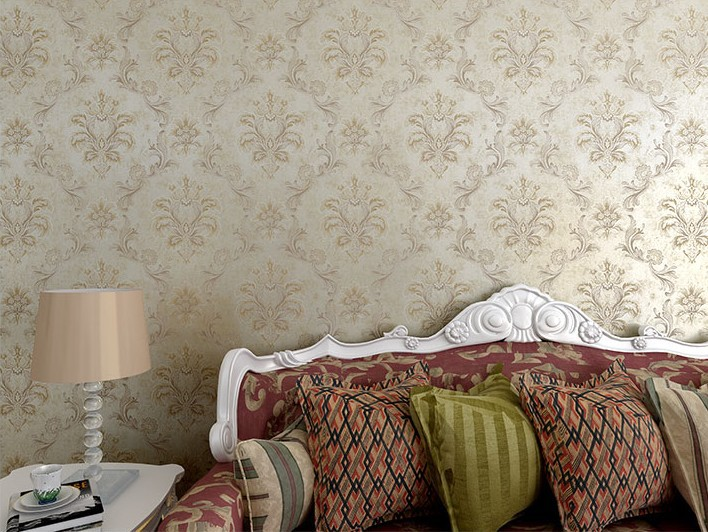 Victorian wallpaper murals promotion shop for promotional for Antique wallpaper mural