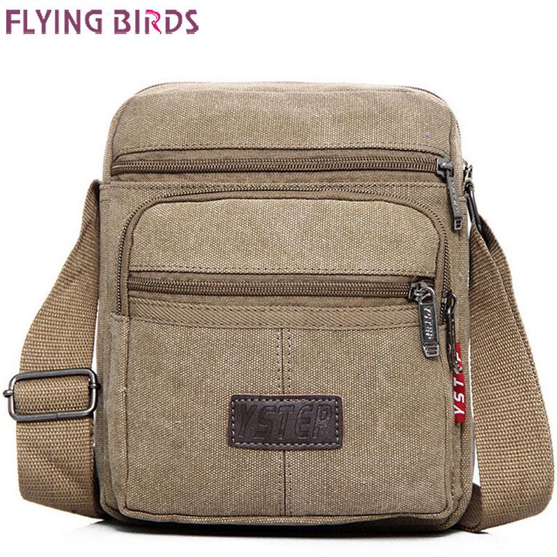 Flying birds! new design bolsas style mens travel bags Men Messenger Bags Canvas Bag Shoulder sport Bags hot sellimg LM0404<br><br>Aliexpress
