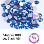 Jet Black AB SS3