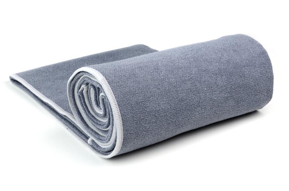 """Qualidade Superior lavável 183*63 cm/25 """"x 72"""" Microfiber Yoga Toalha Yoga Cobertor Mat com logotipo bordado(China (Mainland))"""