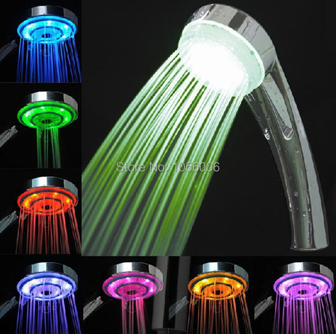 Multiple Shower Head Control online buy wholesale led faucet multiple color from china led