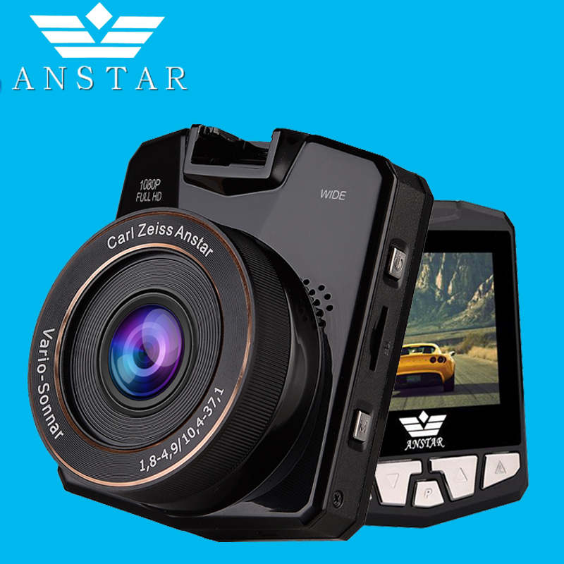 Anstar K50 Novatek 96650 mini car dvr camera dvrs cam full hd 1080p black box recorder