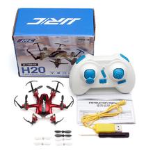 Brand MINI Drones JJRC H20 mini Helicoptero 2.4G 4CH 6Axis Headless Mode Remote Control Helicopter VS fq777-124 Skeye mini Drone