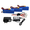 Free Shipping 3pcs 11 1V 2800mah 3S Battery Set for WLtoys V303 XK X350 Cheerson CX