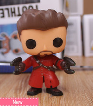 Anime Funko POP Guardians Galaxy Star Lord PVC Action Figure Collectible Model doll toy 10cm 52# - Jerry Technology Co.,Ltd store