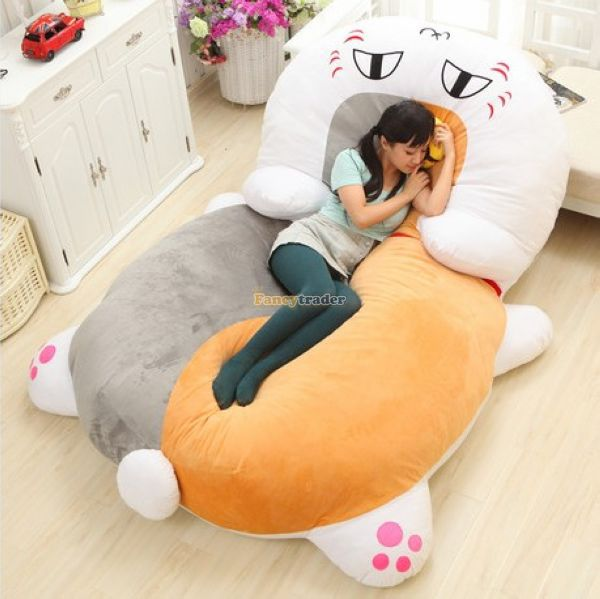Fancytrader Cartoon Animal Dragon Tatami Giant Stuffed