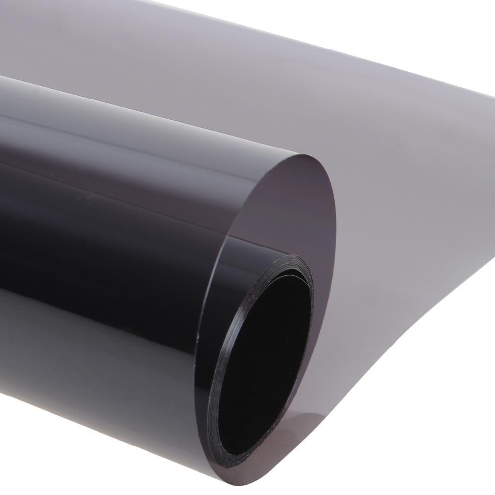 0 5 3m light gray uv insulation car window tint for 2 ply window tint film