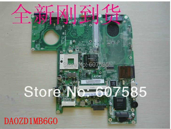 Laptop Motherboard FOR ACER ASPIRE 5920 5920G MBAKV06002 DAOZD1MB6GO Full testing 35 days warranty(China (Mainland))