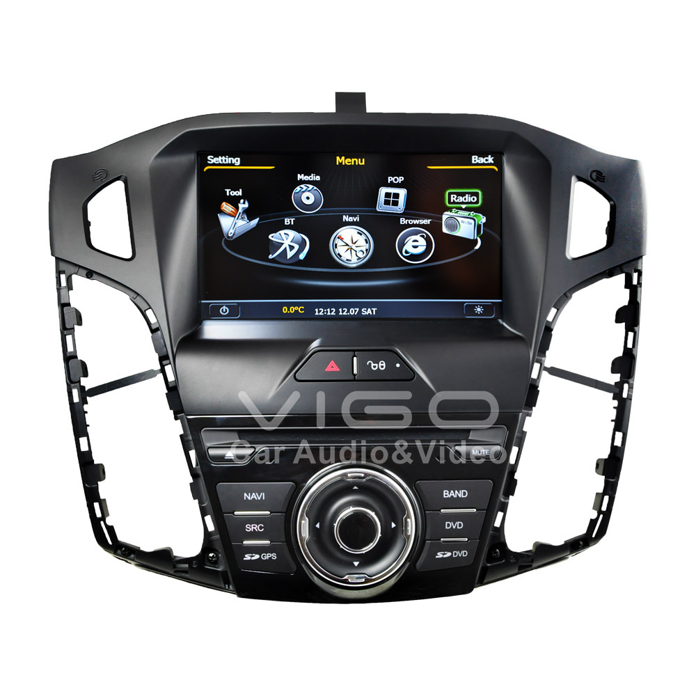 2014 ford focus aftermarket stereo