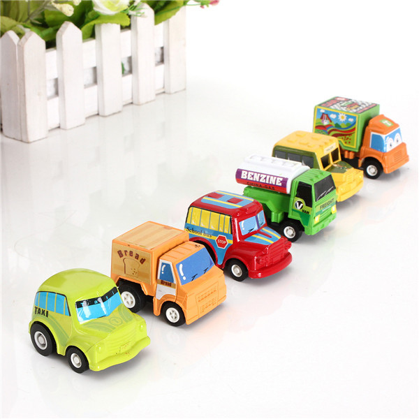 2015 New Arrival Promotion Rushed Multicolor Plastic Mini Pull Back Model Set Diecast Car Educational Toys Children(China (Mainland))