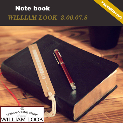 Stationery Creative cute Thick Blank Bible notebook diary book notepad school promotion gift JP306078 - William look Co.,Ltd store