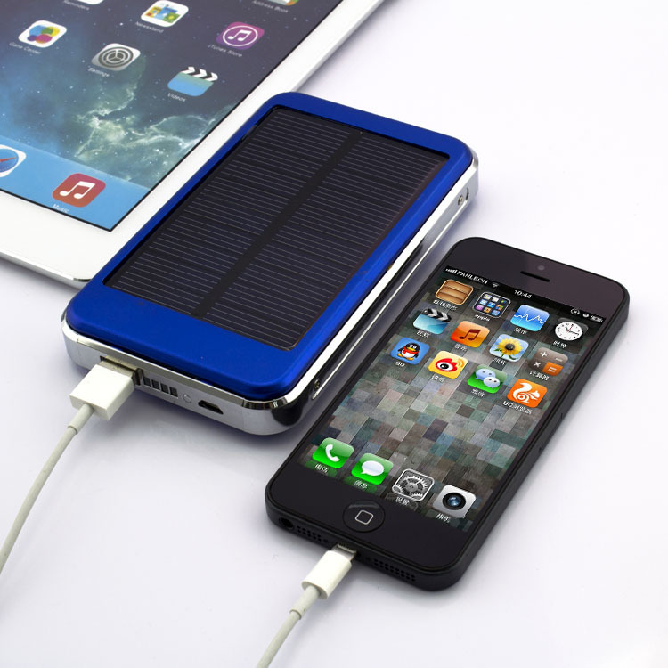 solar power bank Outdoor Waterproof LDE light charging 15,000 mA portable cell phone free shipping(China (Mainland))