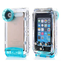 40M Diving Waterproof Case for iPhone 5 5S iPhone SE High Quality Plastic Waterproof Phone Bag