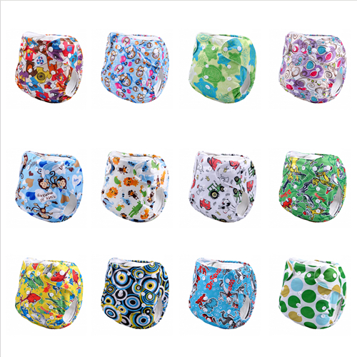 Super Quality New Diaper Cloth Fabric Bamboo For Your Selection (5sets)(China (Mainland))