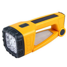 2016 Rushed Real Traffic Cones Led Multifunctional Flashlight / Emergency Lamp Solar And Usb Charge 3053l(China (Mainland))