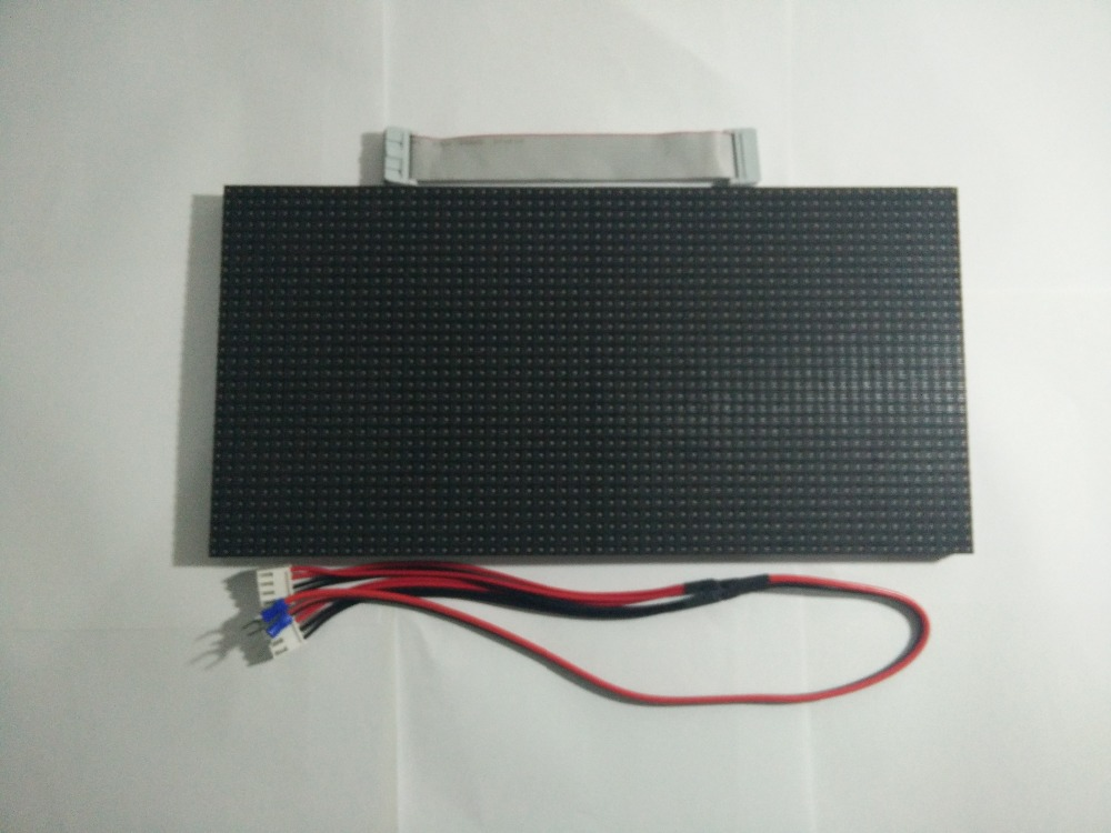 Wholesale LED Dot Matrix Display Module P5 Indoor 320MM*160MM RGB SMD2121 64*32 1/16 scan LED Panel 40000 pixels/sqm >2000cd/m2(China (Mainland))