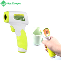 Free Shipping NEW Baby/Adult infant pregnant Digital Multi-Function Non-contact Infrared Forehead Body Thermometer gun joylife