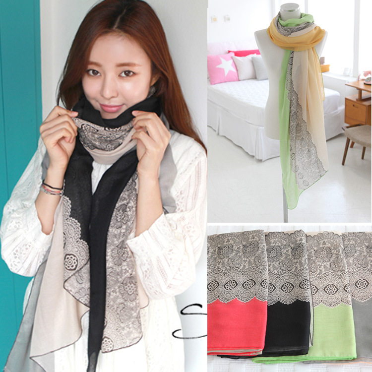 2015 Limited Solid Children Active Bandana Shawl New South Korea Gradually Hit Color Cotton And Pashmina Winter Wholesale 821(China (Mainland))