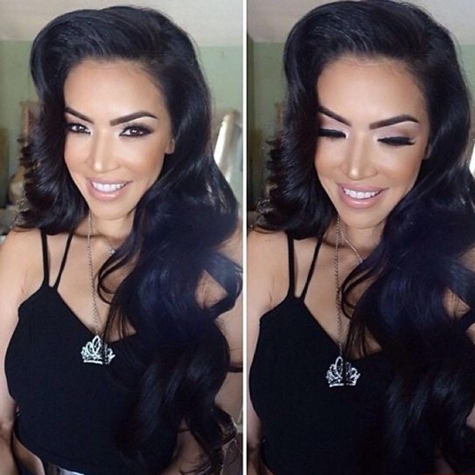 Grade 7a Malaysian Virgin Hair 1 Bundle Deals Mocha Hair Products Malaysian Body Wave Cabelos Humanos Baratos Cachos Natural<br><br>Aliexpress