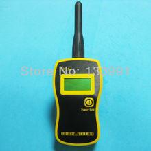 A estrenar de la alta calidad de visualización del LCD mini portátil de frecuencia y medidor de potencia GY561 GOOIT calibre prueba de frecuencia 1 – 2400 MHz