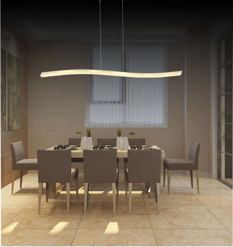 led dining room pendant light for home kitchen room decorative hanging