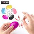 Portable Keyring Defense Personal Alarm Girl Women Anti Attack Security Protect Alert Emergency Safety Mini Loud