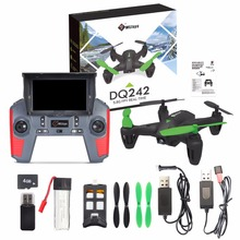 Wltoys DQ242G 5.8G FPV Drone RC Quadcopter With 2 MP HD Camera