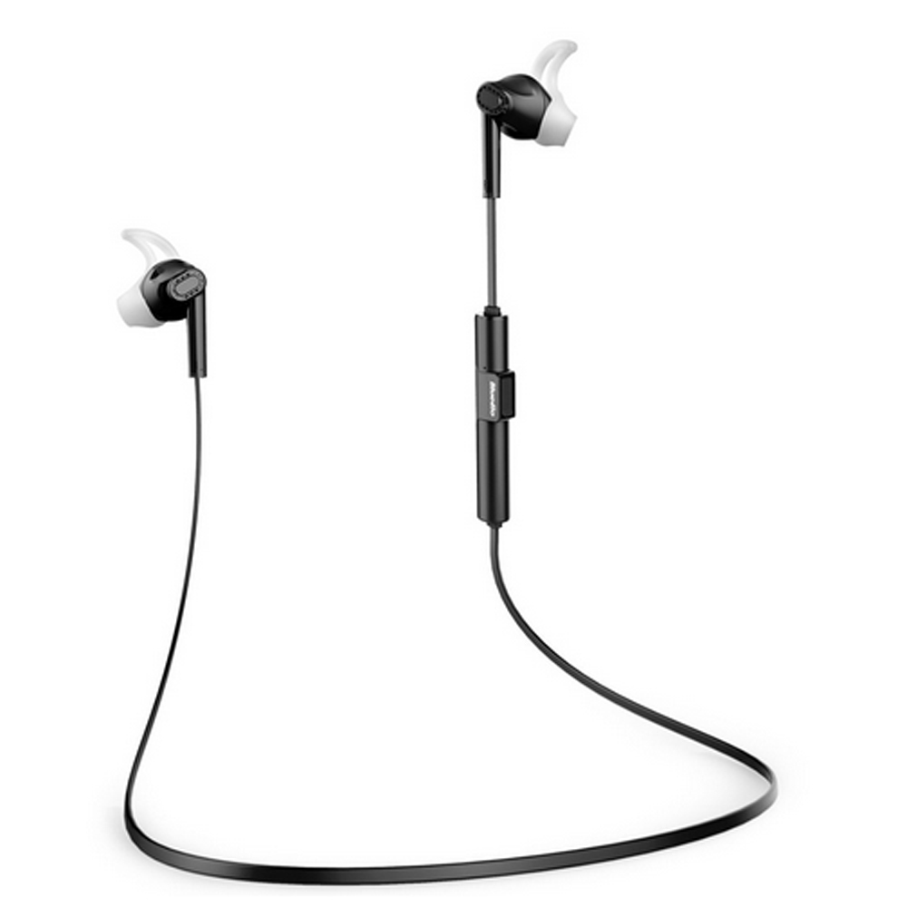 In-ear Wireless Bluetooth 4.1 Headset Stereo Earphones Sports Sweatproof Headphones iPhone 6Plus 6 5S 5 4S 4 Smartphone - Mypleasure Trading Limited store
