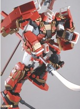 3D DIY TOYS Quality gundam 7 Inch 1:100 MG Gundam 20cm 012 Too true Musha no model kit fingers Free shipping