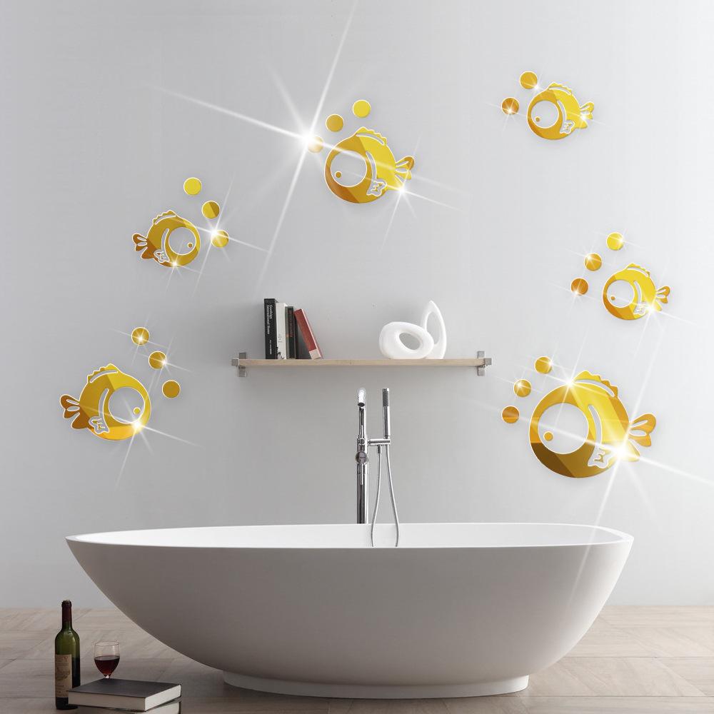 Achetez en gros mirror decor fish en ligne à des grossistes mirror ...