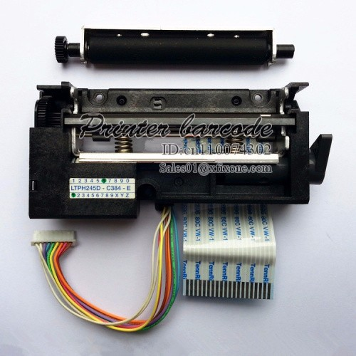 Free Shipping Cash register scales printhead for METTLER TOLEDO Accessories bTwin 3680C LTPH245D-C384-E H245 <br><br>Aliexpress