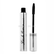 2015 neue ankunft marke Eye Mascara Make-Up Lange Wimpern Silikon Pinsel Geschwungene Mascara(China (Mainland))