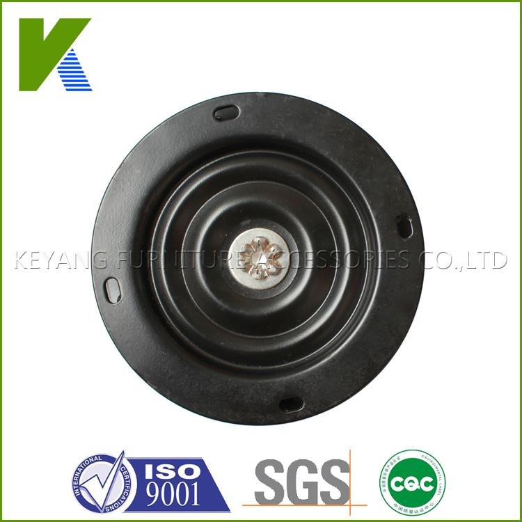 Good Quality Steadily 360 Degree Rotation Metal Swivel Plate KYF001(China (Mainland))