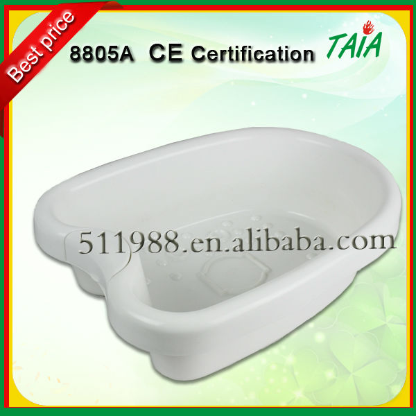 10pcs of Well Design Ionic Detox Plastic Footbath Basin(China (Mainland))