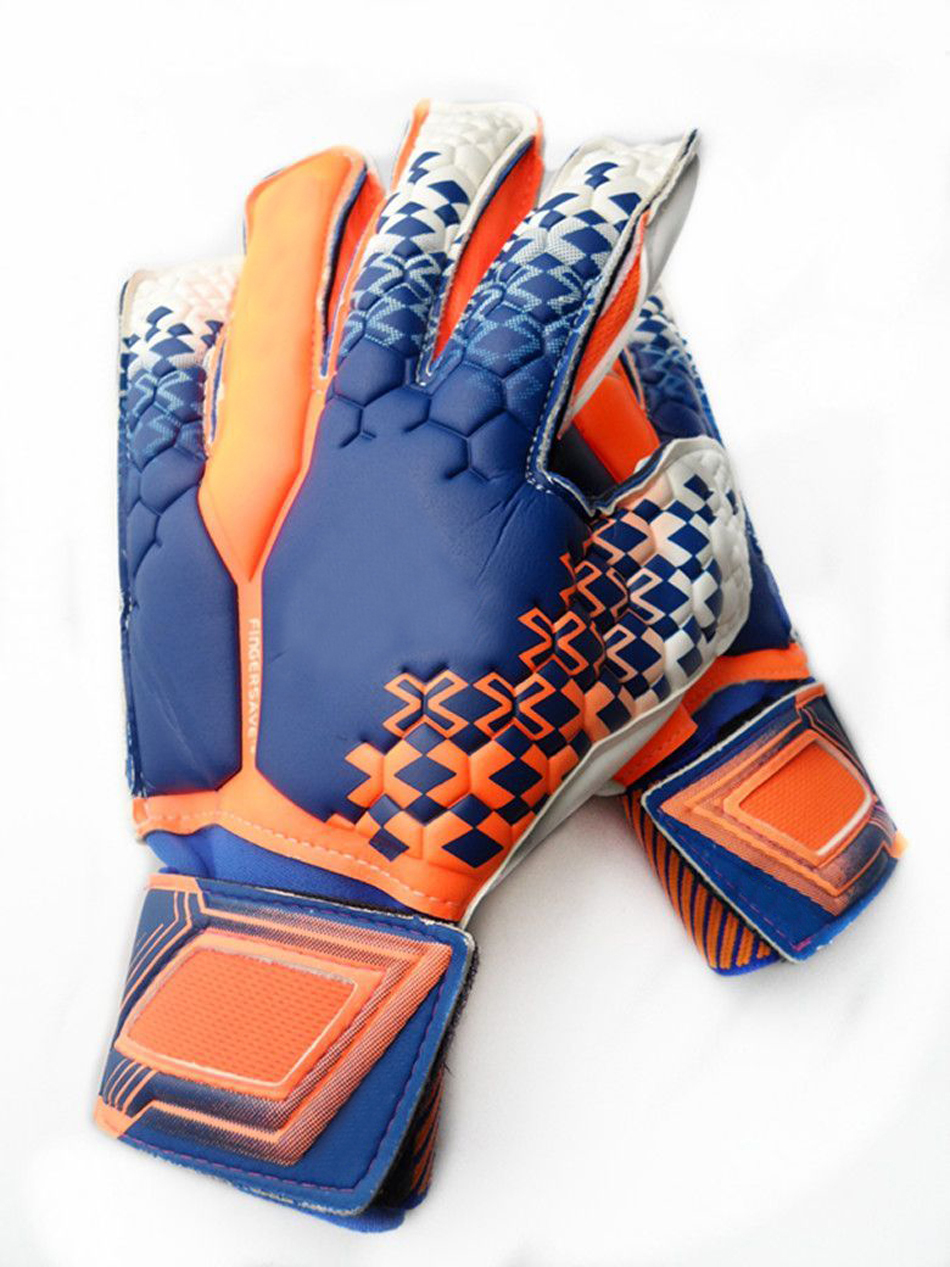 Alround Latex Professional Soccer Goalkeeper Gloves For Football Goalie Training(China (Mainland))