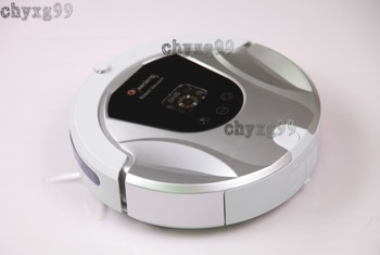 Wireless remote control Robot Vacuum Cleaner 5 in 1Vacuum Cleaner( Sweeping the floor,cleaning,mopping,disinfection,purifying)