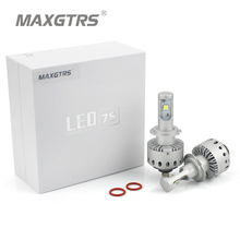 Buy 2x Super Bright Car Headlights H4 H7 LED H8/H11 HB3/9005 HB4/9006 8000lm Auto Front Bulb Automobile Headlamp 6000K Car Lighting for $35.20 in AliExpress store