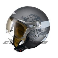 Men open face helmets motorcycle  cascos para moto capacete motocicleta motorbike casque motorcycles BEON ECE B100  M,L, XL(China (Mainland))