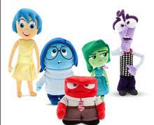 22-40 см горячие продажи Pixar Фильм Наизнанку плюшевые игрушки мультфильм Печаль Радость Страх Отвращение кукла Рождество подарки для детей