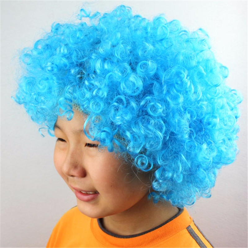 Afro Clown Wig  (13)