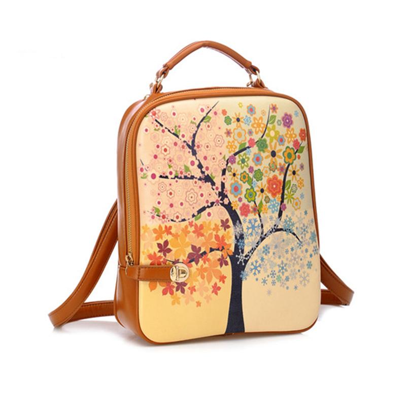 Aliexpress.com Comprar 2015 nuevo pequeño puro y fresco y dulce universitarios alumnas paquete para mujer moda bolso de mochilero cocina fiable proveedores