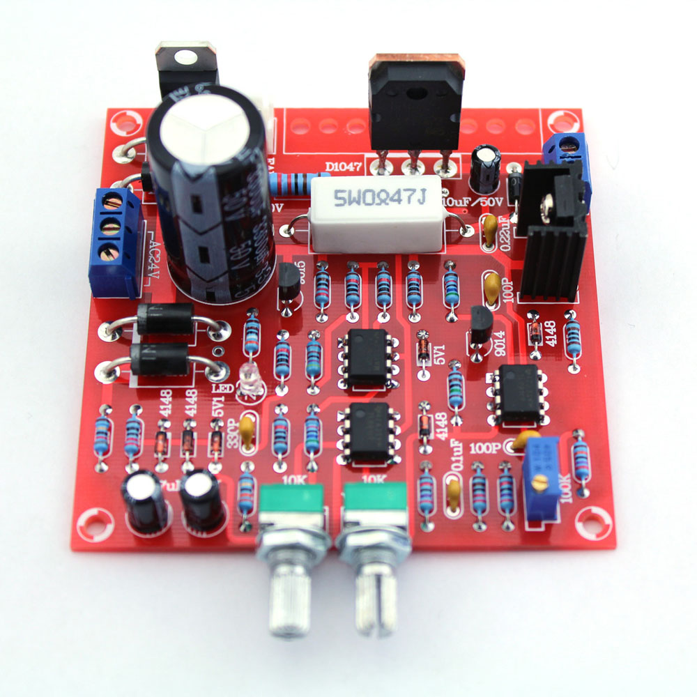 High Quality 0-30V 2mA-3A Continuously Adjustable DC Regulated Power Supply DIY Kit Short Circuit Current Limi