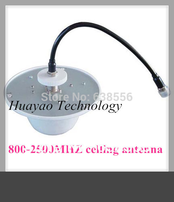 Hot selling 4g lte booster/repeater amplifier antenna ,celling indoor antenna(China (Mainland))
