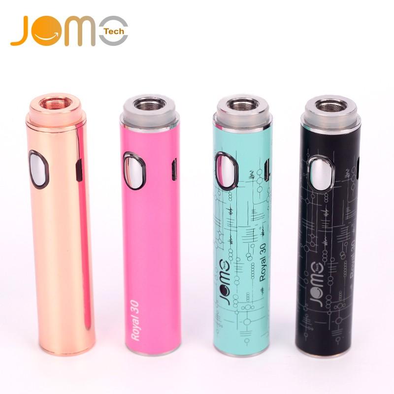 ถูก เดิมJomotech 5สีบุหรี่อิเล็กทรอนิกส์Modsพระราช30กล่องสมัย30วัตต์VapeสมัยeCigaretteชุดVS iStick 30 Subtank Jomo-108